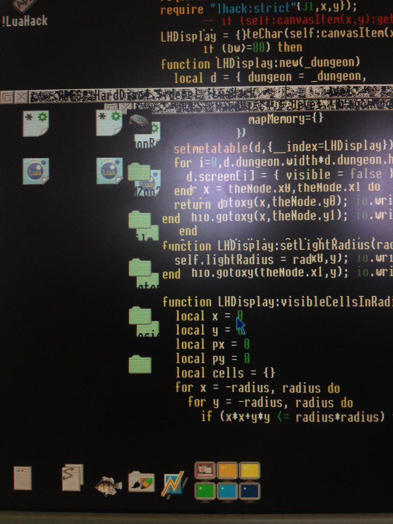 Programmieren in Zeiten der Cholera... äh, ich meine natürlich, auf museumsreifen Computern ohne Memory Protection.